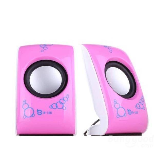 Mini Small Portable Speaker for Mp3 Mp4 Laptop