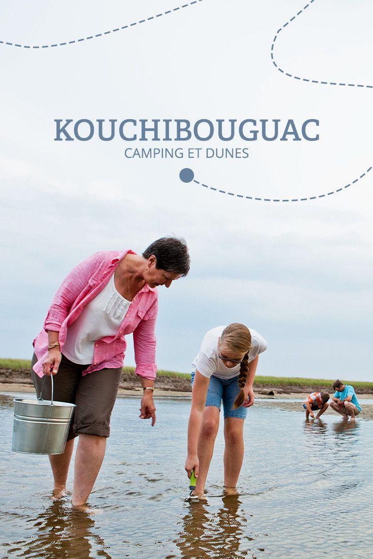 La randonnée sable et soleil | Arrêt no 3 - PARC NATIONAL KOUCHIBOUGUAC : Le meilleur de ce que l'été a à offrir! Vélo, canot, camping : ce joyau de la nature regorge d'activités pour découvrir la côte et les dunes.