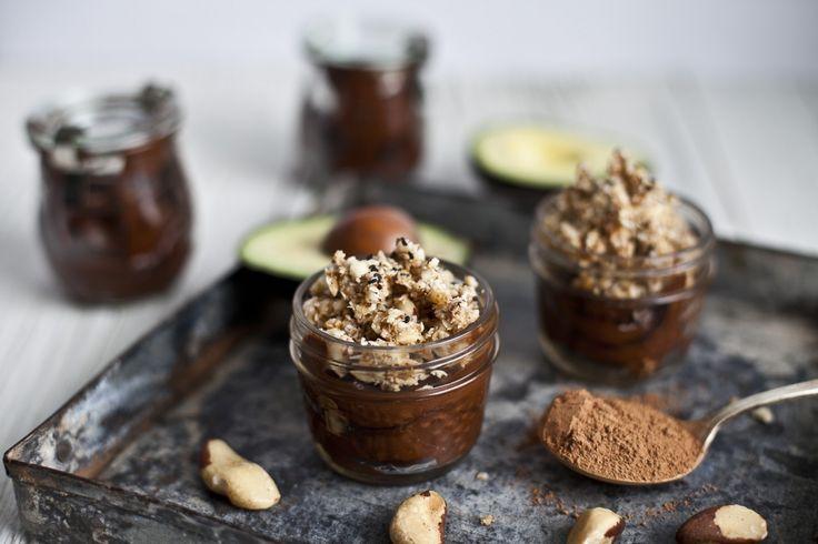 Une délicieuce recette rapido presto pour impressionner vos convives! Servez avec une cuillère de crème fouetté au lait de coco!