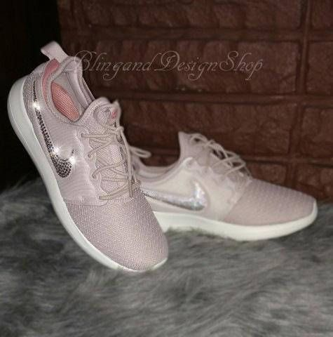 huge selection of 1fd9b 7b4a6 Pin by Bling and Design Shop on Swarovski Nike Shoes for ...