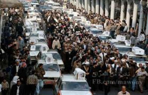 لولا العراق لعاشت إيران ويلات الحصار التي عاشها العراق لسنوات ولرأينا قوافل تشييع الأطفال الإيرانيين ضحايا الحصار.