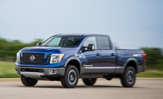 2016 Nissan Titan XD 5.6L Tested: The One without the Cummins Diesel
