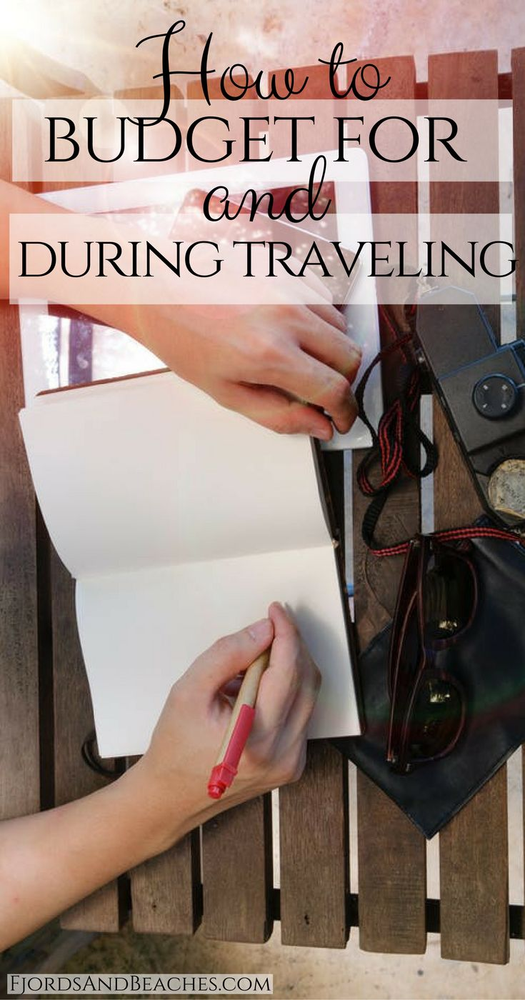 Budgeting for travel budget for travel how to plan a trip on a budget. Pinned by #CarltonInnMidway - www.carltoninnmidway.com