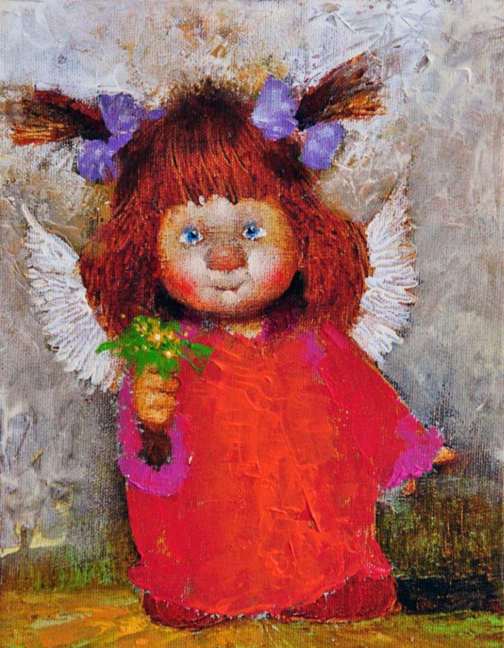 картины с ангелочками - Поиск в Google