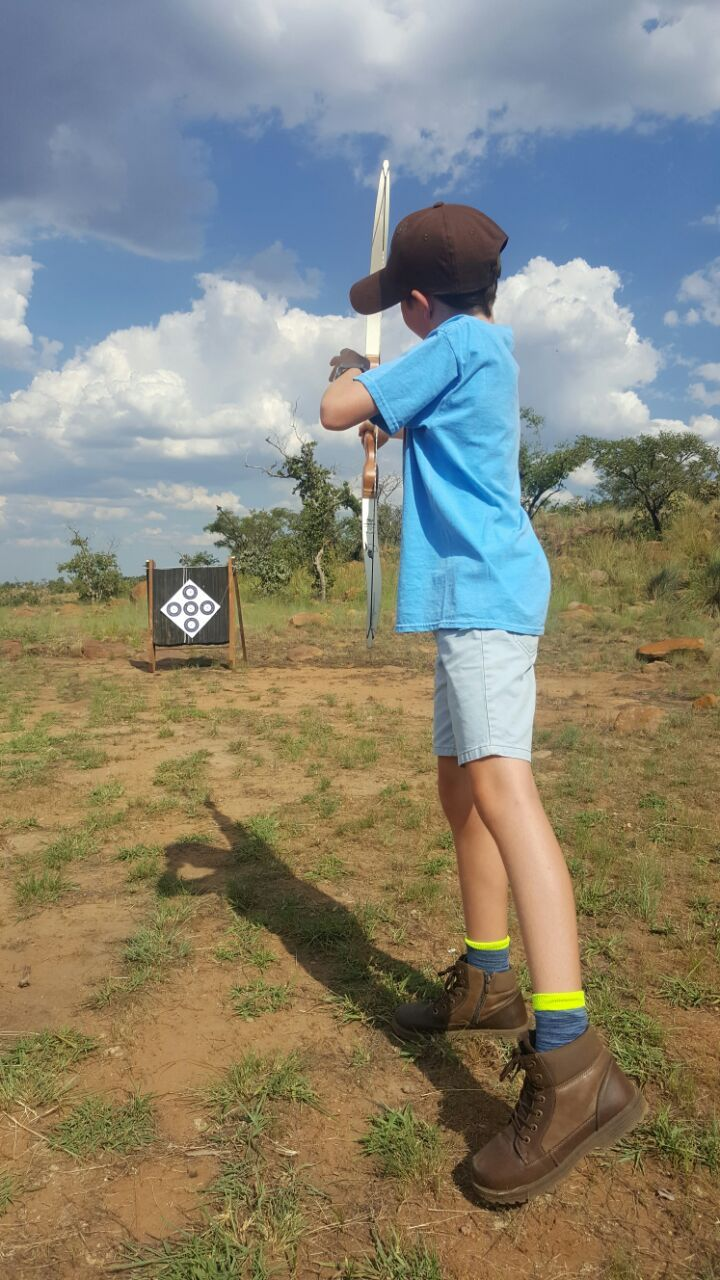 Learn the art of archery. This experience is perfect guests of all ages.