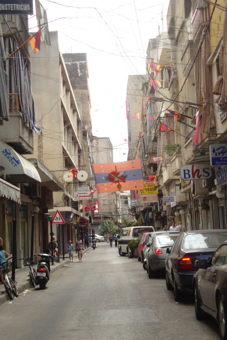 Bourj Hammoud, Lebanon