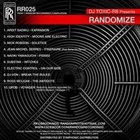 Break The Rules! Von Random Recordings.RR 25 by Von spain2 on SoundCloud