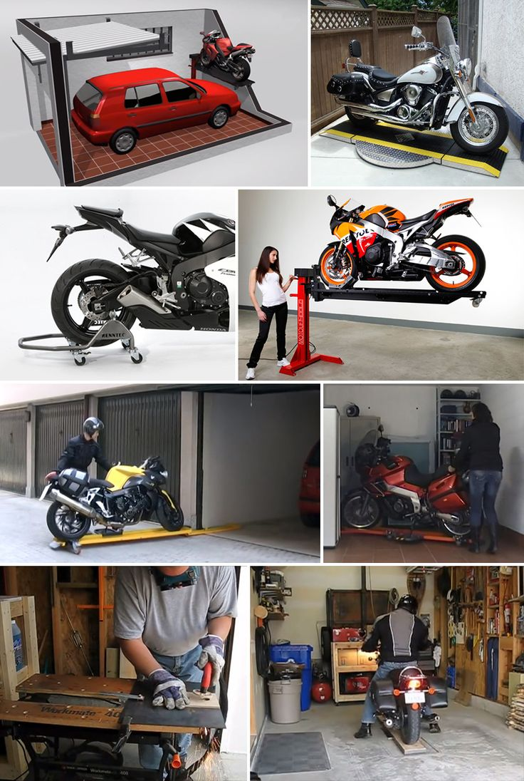 Motorcycle hits semi truck strange accident 31 12 2012 youtube - Motorcycle Storage Designs From Around The World Part Shuttles Trolleys Turntables