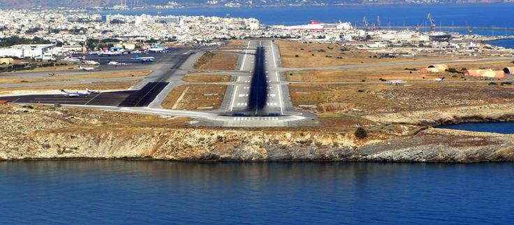 Tender Launched For New Kasteli Airport On Crete, Greece