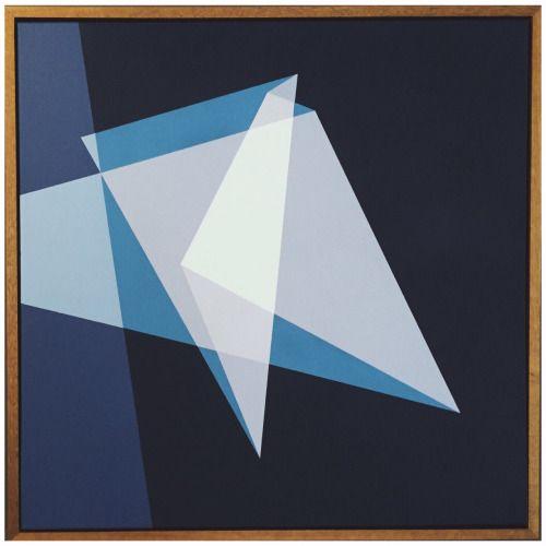 "'Ante Meridium', 28x28"" aerosol on canvas."