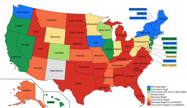 an introduction to the importance of legality of same sex marriages Legislatively or judicially, same-sex marriage is legal in more than a dozen states and the district of columbia 1 conversely, many states have statutory 2 or constitutional prohibitions 3 against same-sex marriage.