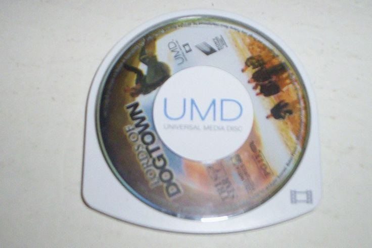 Lords of Dogtown UMD movie for PSP