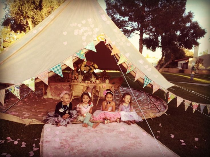 1000+ images about Bell Tent Tea Party on Pinterest