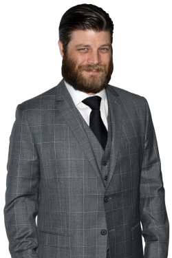 Actor Jay R. Ferguson of AMC's 'Mad Men'