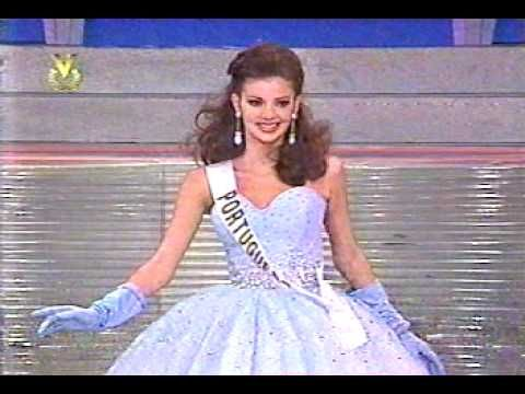 Miss Portuguesa 1997 Marlene de Andrade
