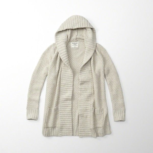 Abercrombie & Fitch Textural Oversized Cocoon Cardigan (105 AUD) ❤ liked on Polyvore featuring tops, cardigans, cream, white oversized cardigan, over sized cardigan, oversized cocoon cardigan, abercrombie fitch top and cream cardigan
