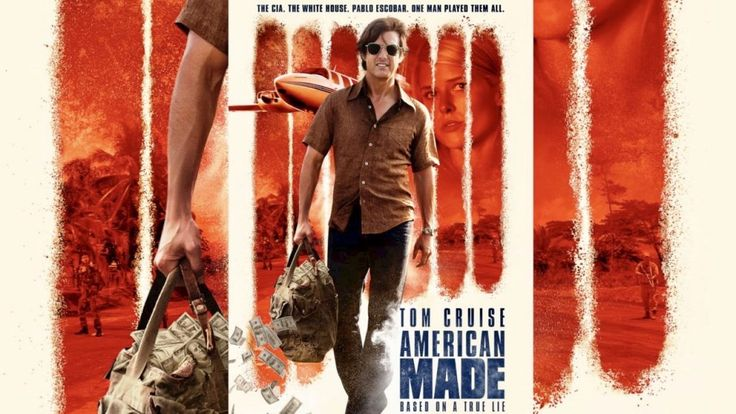 American Made 2017 HD Torrent | American Made Full Movie - PINTEREST
