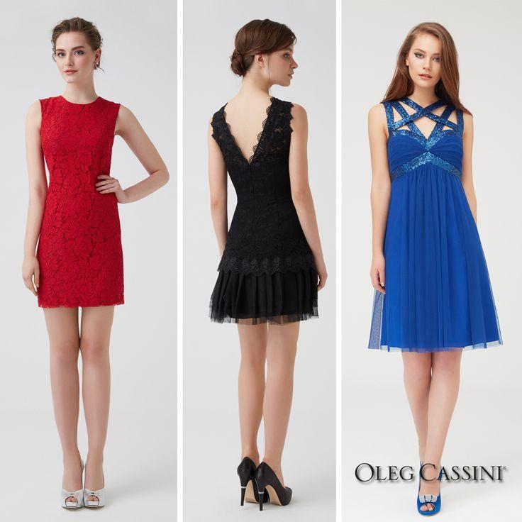 Oleg Cassini 2015 Kokteyl&Parti Elbiseleri Koleksiyonu zarif ve iddialı tasarımları ile sizi bekliyor!