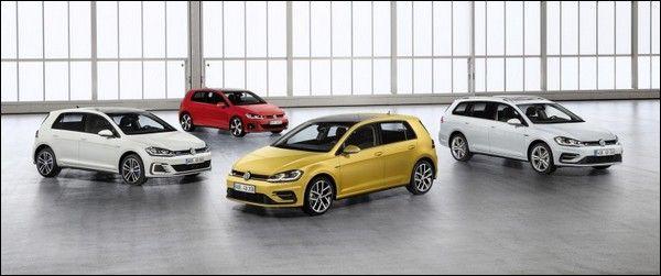 Nel 2016, Volkswagen Marchio più venduto in Svizzera