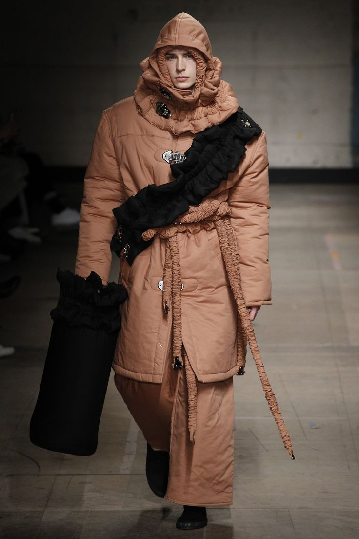 Craig Green Fall 2017 Menswear Fashion Show