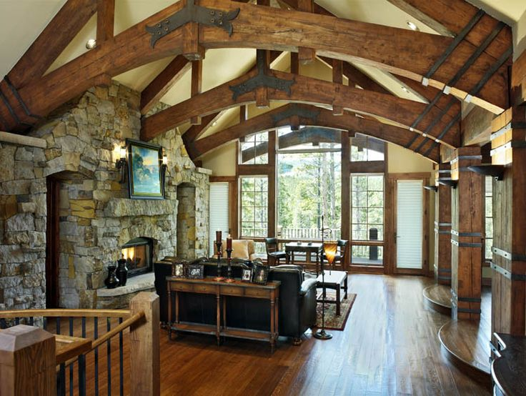 Timber Frame Homes Designs | Click On A Thumbnail To See Enlarged Image And  To Scroll