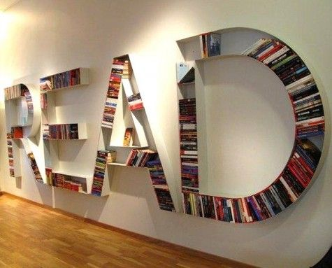 Exceptional Read Book Shelf Pictures