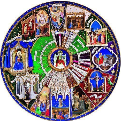 Ciclo Liturgico, Arautos do Evangelho