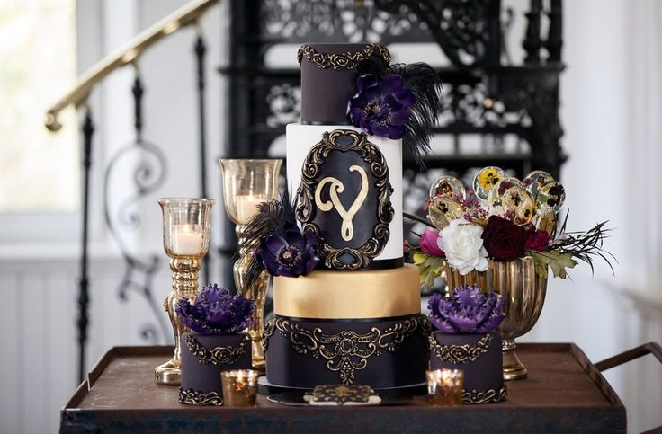 Toronto Cake Designers Share Their Favourite 2016 Cakes