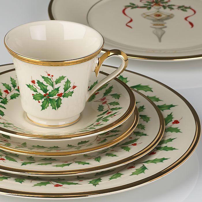 formal Christmas dinnerware #Lenox & 150 best Christmas Tableware images on Pinterest | Christmas china ...