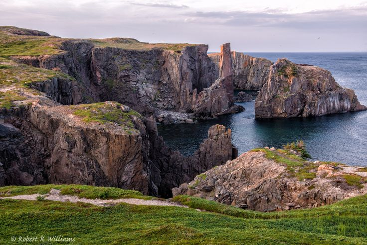 Photograph Cable John Cove near Bonaventure Newfoundland by Robert Williams on 500px