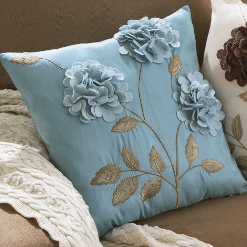Felt Appliqué Toss Pillow from Through the Country Door®