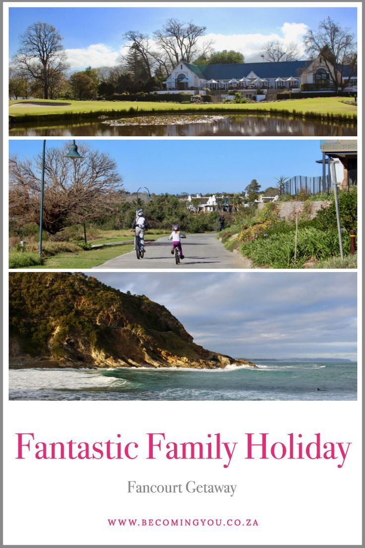 Complete list of family friendly holiday activities at this luxurious South African travel destination