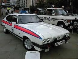 Ford Carpri Police Car