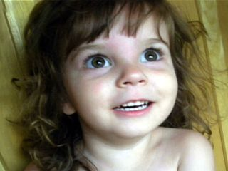 Caylee Marie Anthony - the most popular case the US has seen. RIP Caylee  Beautiful angel.