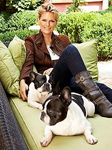 Patti Hansen Credits Her Dogs with Helping Her Through Cancer