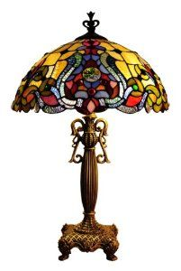 Transitional table lamp in any style