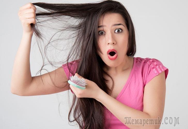 15 способов избавиться от облысения: домашние средства против выпадения волос