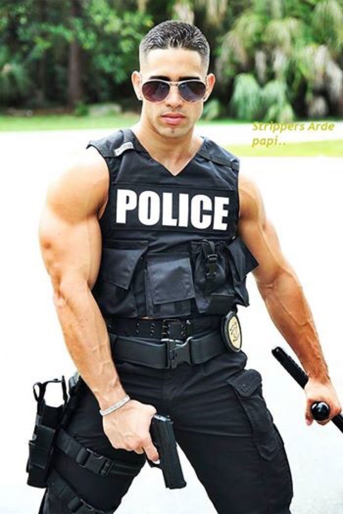 116 best images about Cop Hunks Good/Bad on Pinterest