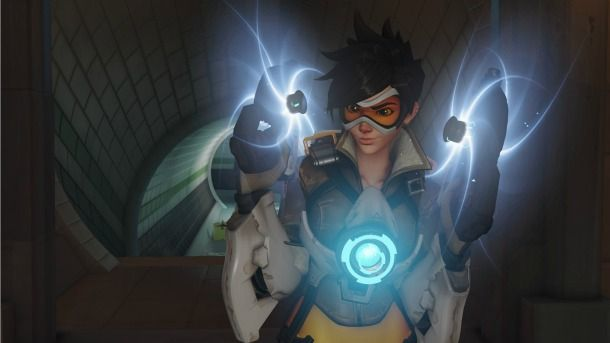 nice Overwatch&#039s Tracer Blasts Into Heroes Of The Storm On April 19, But Only For Some