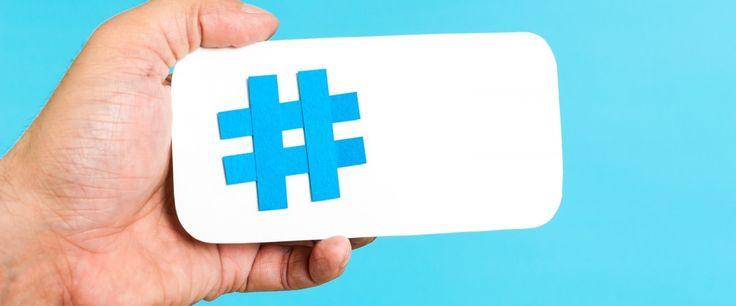 Hashtagy a sociálne siete