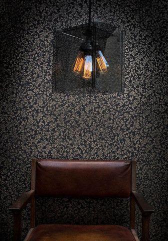 Alchemist Triple Squirrel filament Pendant | thelightyard.com | Vintage Industrial Lighting | Warehouse Home Design Magazine