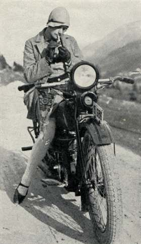 Harley Davidson #Vintage_Motorcycle