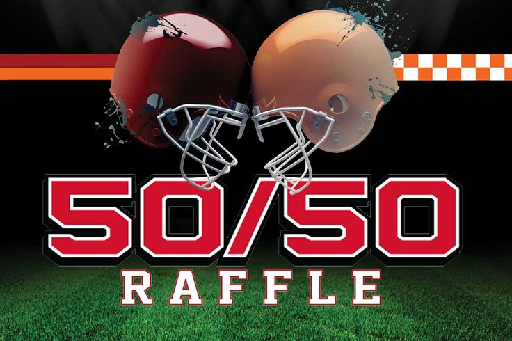 Get your Battle at Bristol 50/50 raffle tickets!  One lucky winner could win up to $250,000! A 50/50 raffle is the sale of a raffle ticket with half the proceeds going to the charity and the other half of the sales going to the winner with the matching raffle numbers.