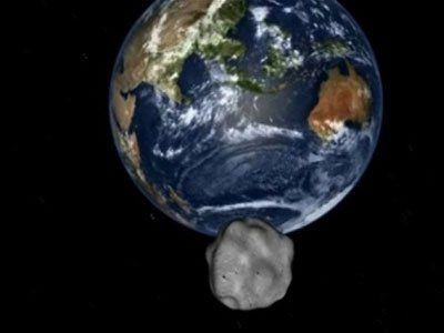 Asteroids may destroy Earth