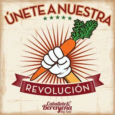 Unete a Nuestra revolucion!