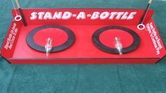 Stand a Bottle Carnival Game                                                                                                                                                      More