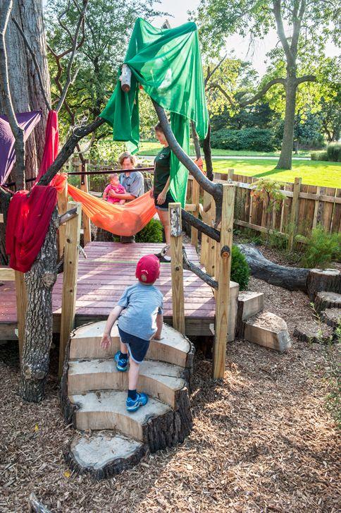 Best 25 natural playgrounds ideas on pinterest natural outdoor playground playground kids - Natural playgrounds for children ...