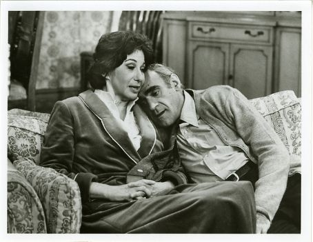 Florence Stanley and Abe Vigoda in Fish