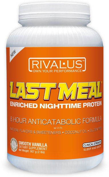 RIVALUS LAST MEAL