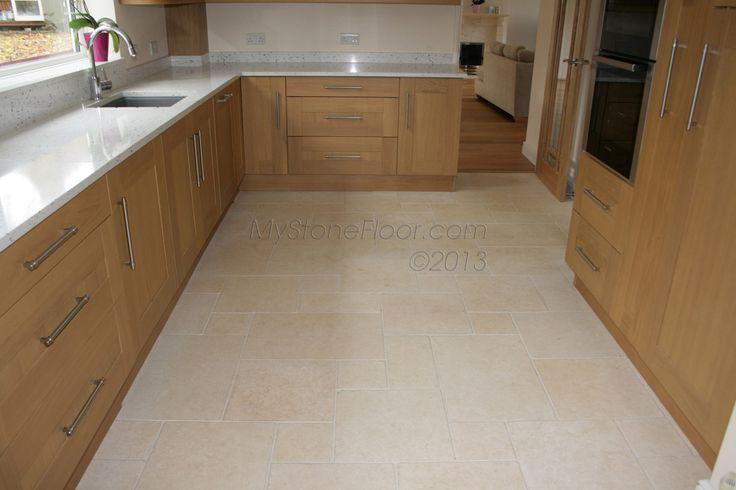 how to clean tumbled marble backsplash